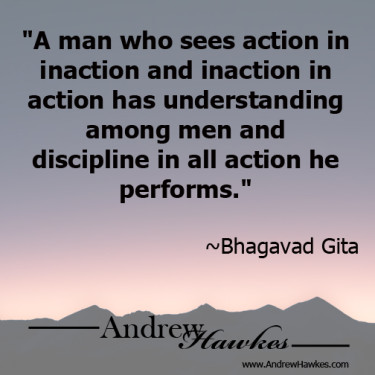 Andrew-Hawkes-Action-In-Inaction-Bhagvad-Gita